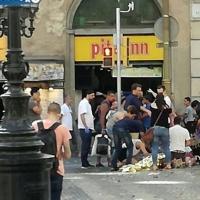 Barcelona'yı kana bulayan saldırganlar Türk restoranını bastı iddiası