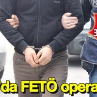 Bartın'da 7 FETÖ'cü polis tutuklandı
