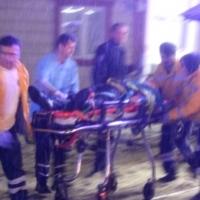 Bartın'da yolcu otobüsü kaza yaptı:2 ölü 6 yaralı