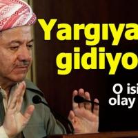 Barzani'ye yargı yolu gözüktü
