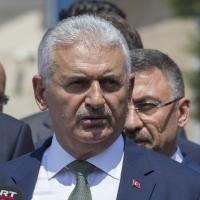 """Başbakan Yıldırım: """"Gerilimin iki ülkeye de faydası yok"""""""
