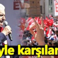 Başbakan Yıldırım, Yozgat'tan müjdeyi verdi