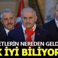 Başbakan'dan Kilis'te önemli açıklamalar