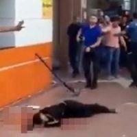 Batman'daki cinayeti seyreden polisler açığa alındı