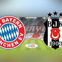 Bayern Münih-Beşiktaş maçı ne zaman saat kaçta başlıyor? B.Münih-Beşiktaş maçı şifresiz mi