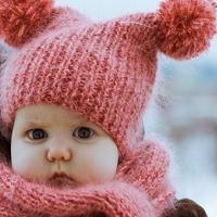 Bebeğinizi kışın eve kapatmayın