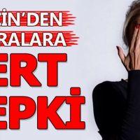 Berna Laçin'in seks kasedi iddialarına patlaması