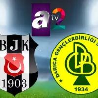 Beşiktaş 3-0 Darıca Gençlerbirliği maç özeti goller