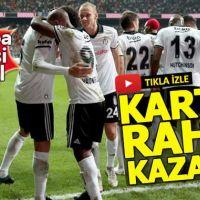 Beşiktaş - Kayserispor Geniş Maç Özeti
