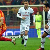 Beşiktaş - Kayserispor maçı ertelendi
