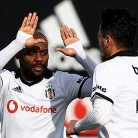 Beşiktaş 2-1 İstanbulspor Hazırlık Maçı özet görüntüleri goller