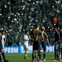 Beşiktaş UEFA'dan ceza yedi