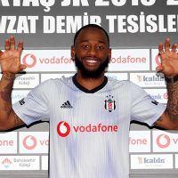 Beşiktaş N'Koudou'yu renklerine kattı!