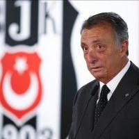 Beşiktaş'ta Başkan Çebi'den açıklamalar