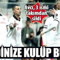 Beşiktaş'ta ayrılık sinyalleri