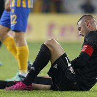 Beşiktaş'tan 3 futbolcu için sakatlık açıklaması