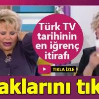 Beyaz TV canlı yayınında mide bulandıran itiraf