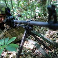 Bingöl'de teröristler ile yaşanan çatışmada iki askerimiz yaralandı