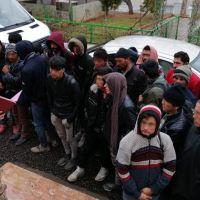 Bingöl'de yüzlerce düzensiz göçmen yakalandı