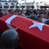 Bitlis'ten acı haber: 1 Şehit,1 yaralı