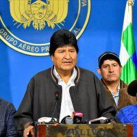 Bolivya Başkanı'nın istifasına tepki