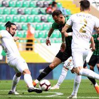 Bol gollü beraberlik   Akhisarspor 2-2 Kayserispor
