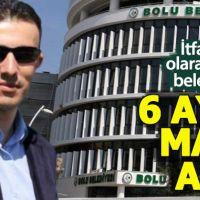 Bolu Belediyesi'nde torpil skandalı!