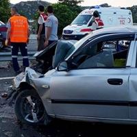 Bucak'ta feci trafik kazası: 4 ölü