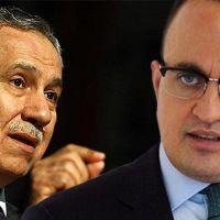 Bülent Arınç'tan AK Parti'li Turan'a sert yanıt