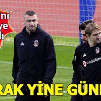 Burak Yılmaz, Beşiktaş'a zirveye çıktı