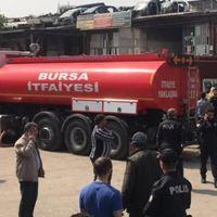 Bursa'da fabrikada patlama! Ölü ve yaralılar var