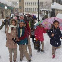 Bursa'da okullar tatil mi 9 Ocak Çarşamba 2019 okul var mı yok mu?