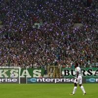Bursaspor taraftarı rekora hazırlanıyor