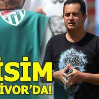 Bursaspor'un şampiyon kadrosunda olan oyuncu Survivor'da!