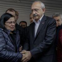 CHP liderinden Bircan ailesine taziye ziyareti!