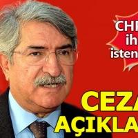 CHP'li Fikri Sağlar'ın cezası açıklandı