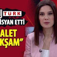 CNN Türk spikeri Büşra Sanay'ın İstanbul Havalimanı isyanı