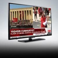 Skandal olay! CNN Türk'ten Atatürk'e sansür