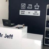 Çamaşır yıkayan ve ütü yapan mobil uygulama: Mr Jeff