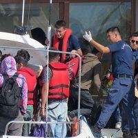 Çanakkale'de 92 kaçak göçmen yakalandı