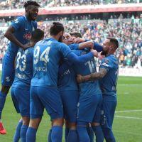 Çaykur Rizespor deplasmanda Bursa'yı devirdi