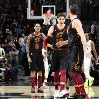 Cedili Cleveland Cavaliers uzatmatmada kazandı