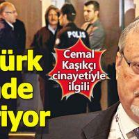 Cemal Kaşıkçı'nın öldürülmesiyle ilgili 5 Türk konsolosluk çalışanı ifade verdi
