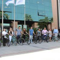 Çevre dostu ulaşım aracı bisiklet ihracatta rekora pedal basıyor