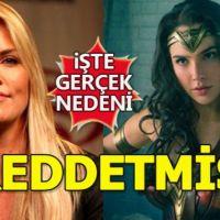 Charlize Theron'ın Wonder Woman'ın annesi rolünü reddetmesi