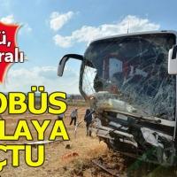 Çorum'da trafik kazası: 3 ölü, 32 yaralı