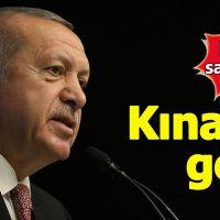 Cumhurbaşkanı Erdoğan, Erdil'de düzenlenen saldırıyı kınadı