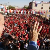 """Cumhurbaşkanı Erdoğan: """"Huzurumuza kimse el uzatamayacak"""""""