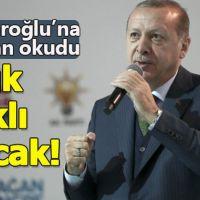 Cumhurbaşkanı Erdoğan, Kılıçdaroğlu'na mesajı verdi:Bundan sonra farklı olacak