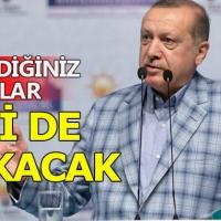 Cumhurbaşkanı Erdoğan'dan ABD'ye çok sert YPG tepkisi
